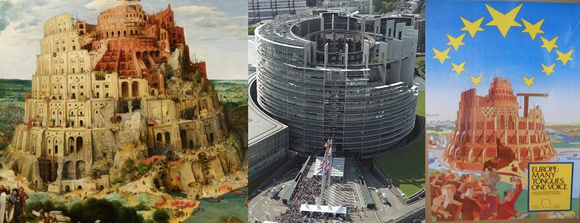 This image has an empty alt attribute; its file name is europska-unia-babylon-parlament-plagat.jpg